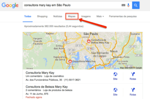 encontrar consultora mary kay em sao paulo